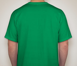 Bertha's Classic Green T-Shirt -FREE SHIPPING* - Eat ...