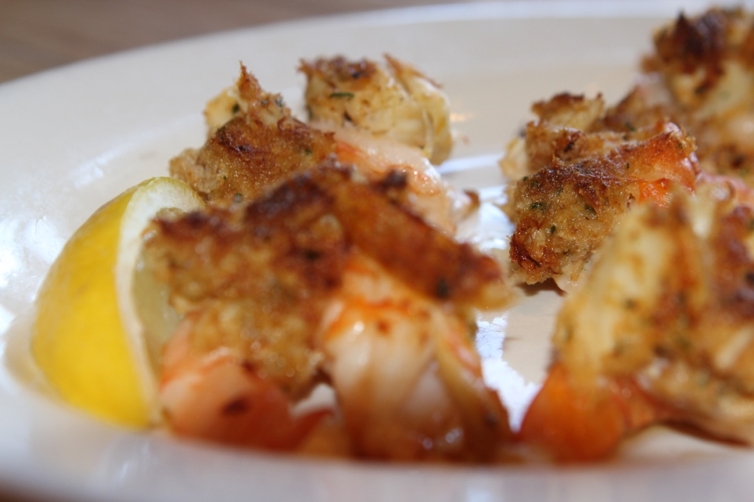 berthas famous maryland crab stuffed shrimp